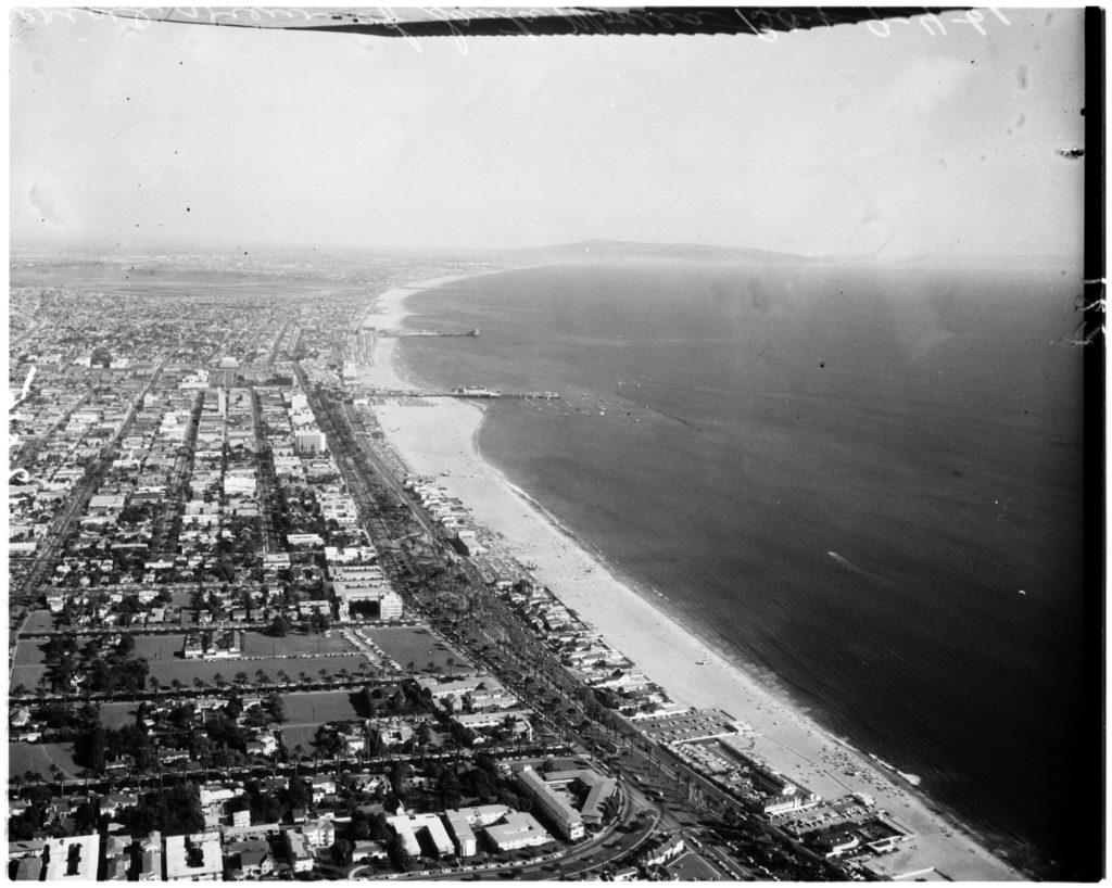 1961 Santa Monica Bay