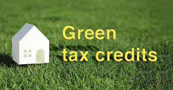 Home Green Home: Save Tax by Saving Energy