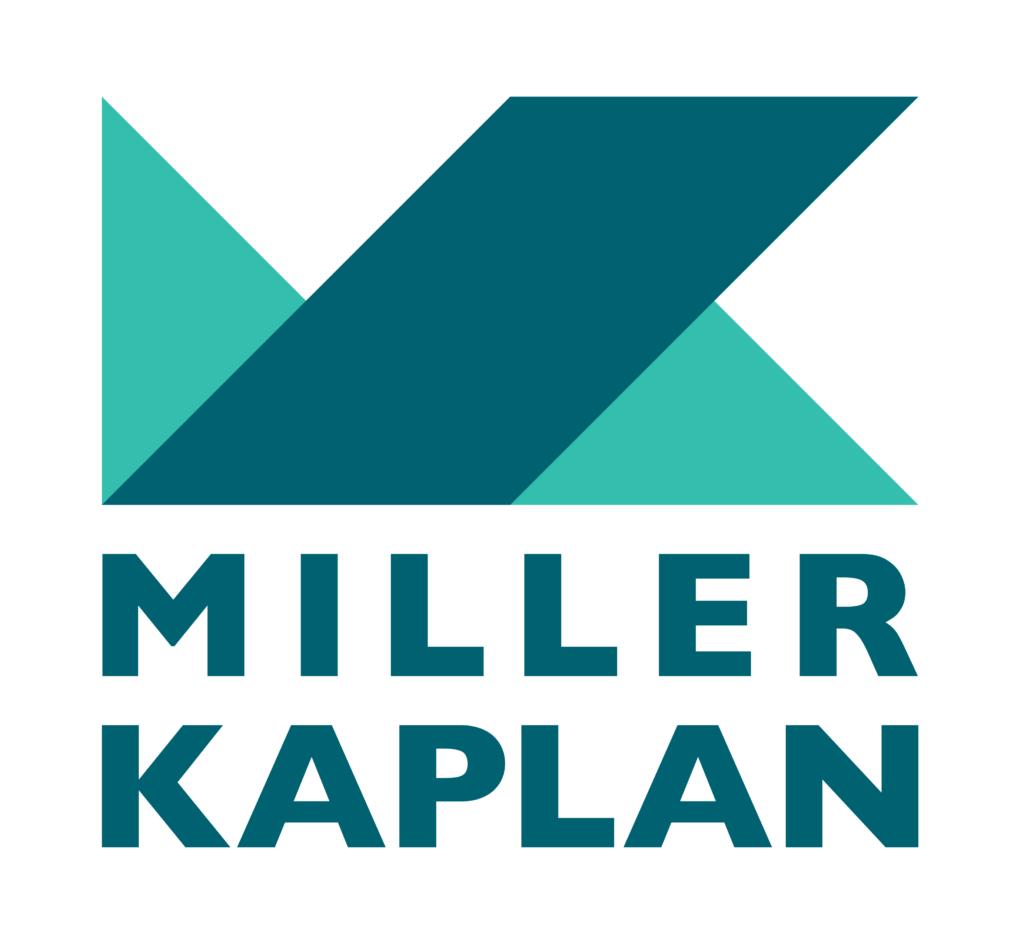 Miller Kaplan new Logo