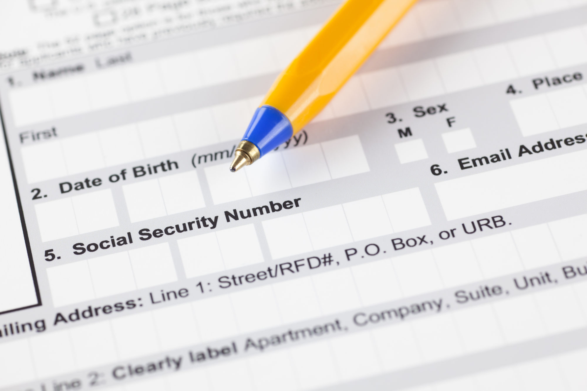 Employers Can Truncate SSNs on Employees' W-2s