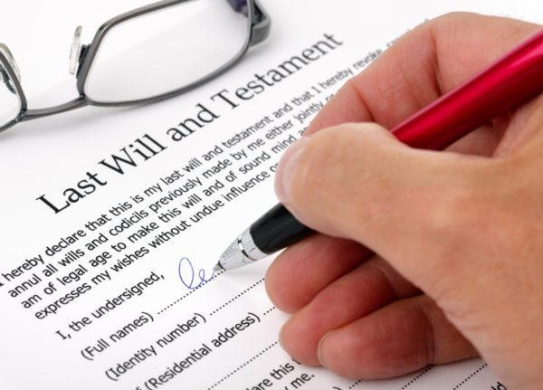 Understanding the Contents of a Will