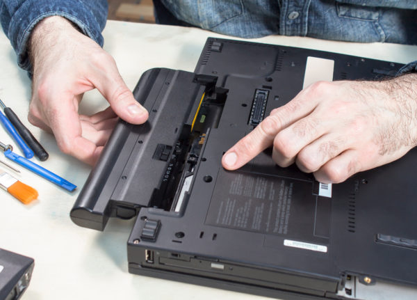 Laptop Battery Safety is No Laughing Matter