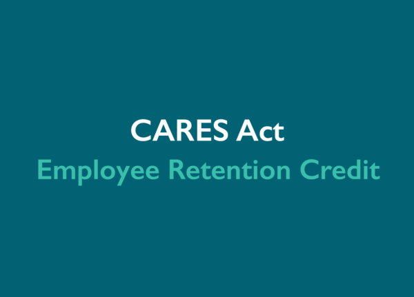 Employee Retention Credit | CARES Act