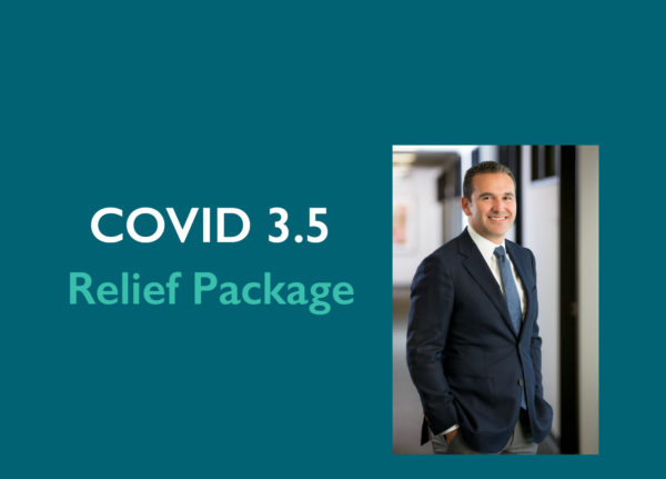 COVID 3.5 Relief Package