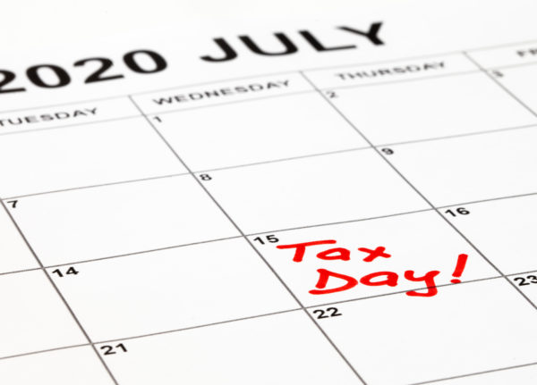 The gift tax filing and payment deadlines have been extended