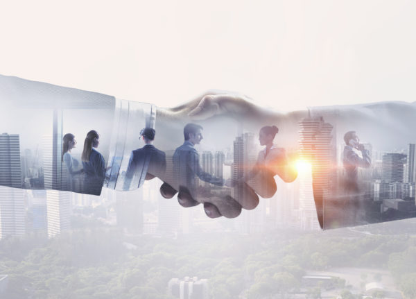 Time to team up: Nonprofit partnerships