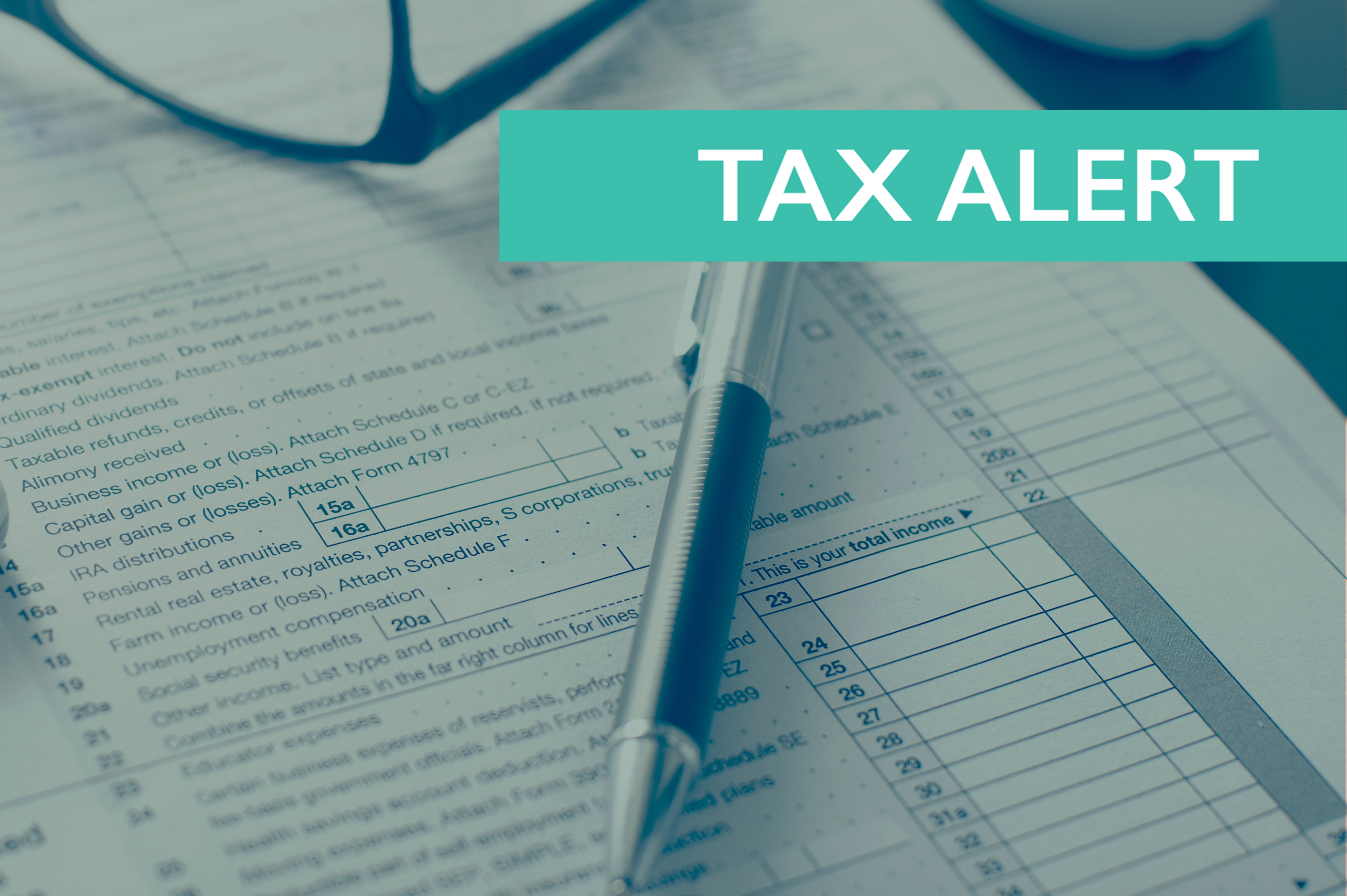 Tax Alert | Protective Claim for Refund