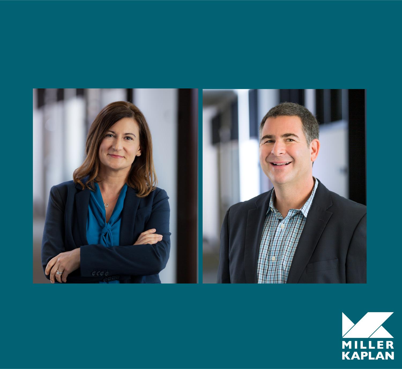 Michael Kaplan & Justine Ruffalo Named Among Business Managers Elite | Variety