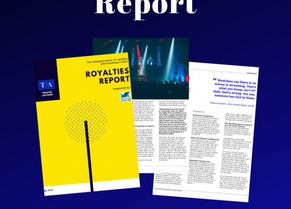 Royalties Report | The changing nature of royalties and licensing in 2021