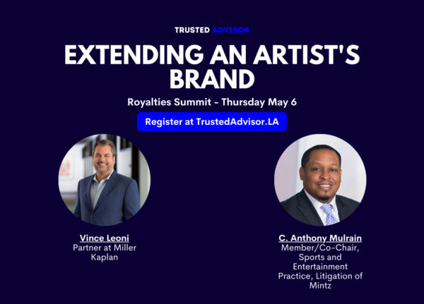 Virtual Event | Royalties Summit | Trusted Advisor Assoc.
