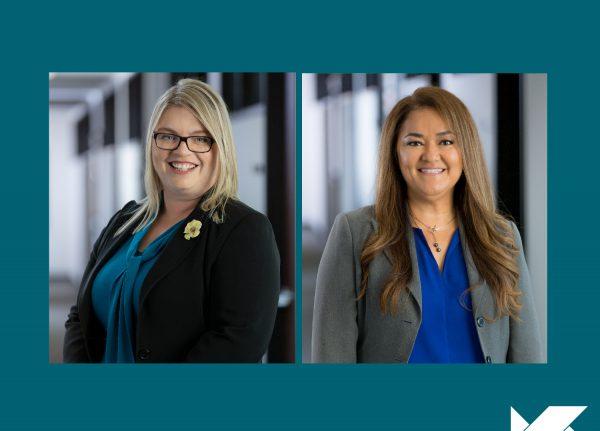Alexandra Chernyak & Denise Balcazar named among Leaders of Influence